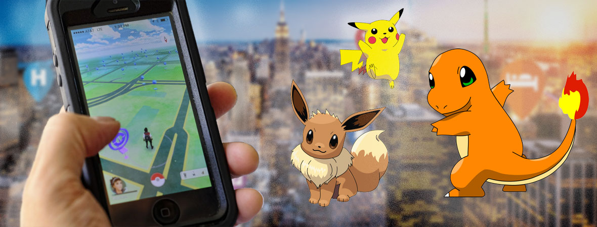 Pokemon Go Marketing