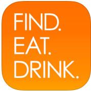 find eat drink app